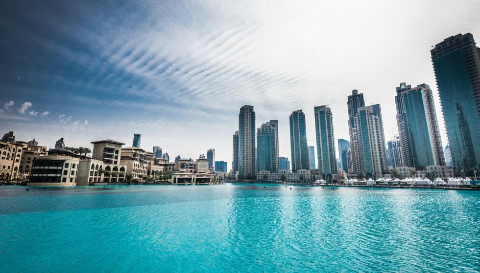 BEKYMRET: For 13 år siden havnet Dubai i et mareritt av en gjeldskrise. Enkelte frykter at historien skal gjenta seg som følge av en voksende trend under coronapandemien. Foto: Shutterstock / NTB