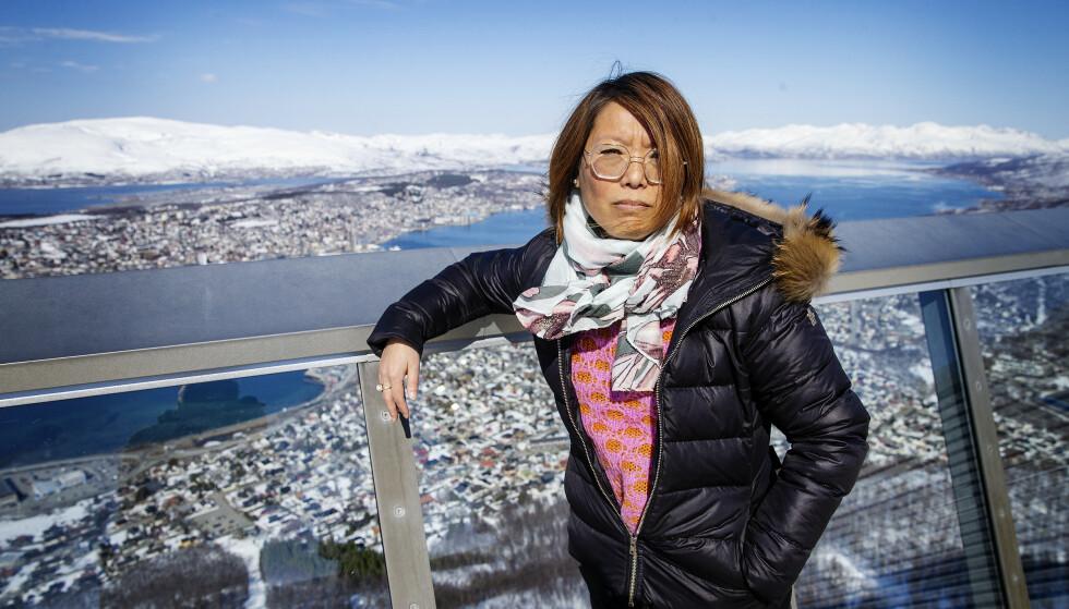 TRENGER STØTTE: - Reiselivsnæringa i Troms og Finnmark trenger fortsatt corona-kompensasjon, sier regiondirektør Målfrid Baik i NHO Arktis. Foto: Henning Lillegård / Dagbladet