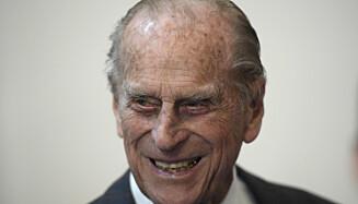 HERTUG: Prins Philip, hertugen av Edinburgh, døde 9. april i år. Foto: Toby Melville / Reuters / NTB
