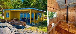Enkel hytte med utedo solgt for kjempesum
