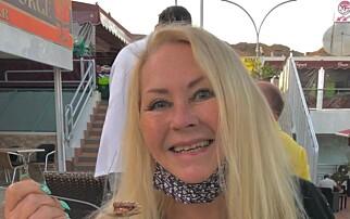 «Alene» på Gran Canaria: - Ensomt