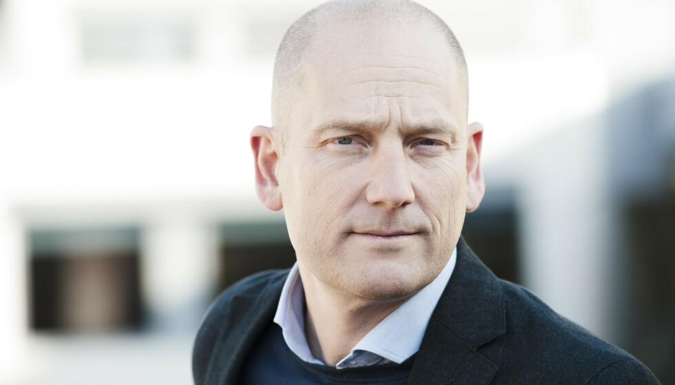 UHELDIG: - Vi er provosert, sier Unios forhandlingsleder Steffen Handal. Foto: Stig Weston