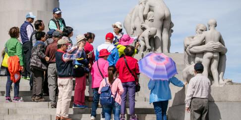 Image: Slår turist-alarm: - En massakre