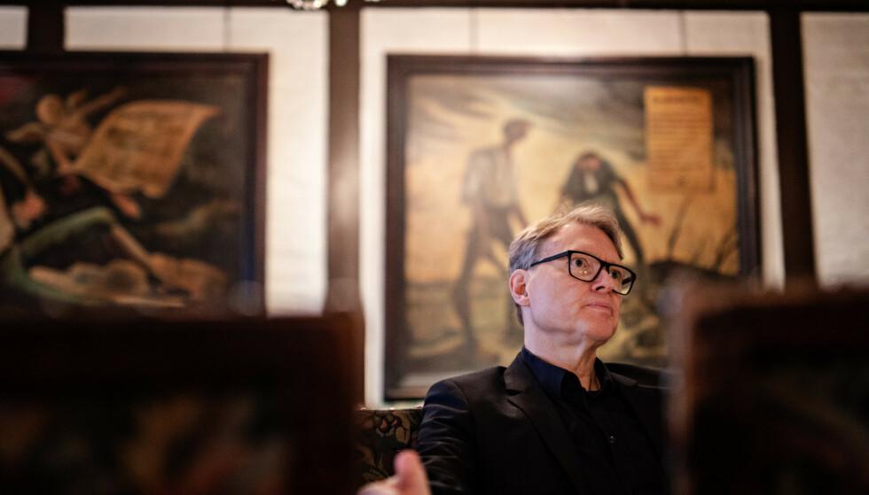 - FORTSATT KREVENDE: Kjetil Smørås, administrerende direktør for hotell- og restaurantkjempen De Bergenske. Foto: Geir Martin Strande / Bergens Tidende
