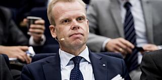 Image: Får toppverv: - En ære