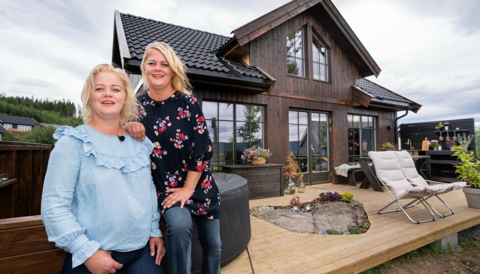 SKAL SELGES: Trine Rishaug Lium (40) ig Trude Rishaug Lium (40). Foto: Espen Solli / TV 2