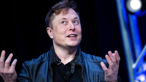 Image: Bitcoin skyter fart etter Musk-beskjed