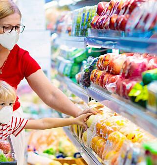 Image: Gir rabatt til kunder som dropper munnbind