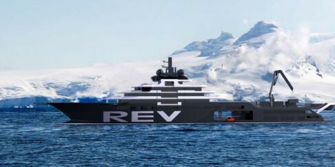 Image: Røkke-yacht: Fem år forsinket