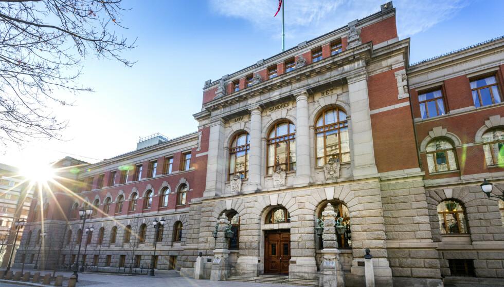 BESTEMT: Høyesterett har gitt forsikringsselskapet medhold. Foto: Gorm Kallestad / NTB