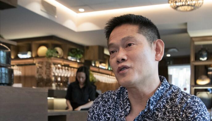 ÅENT: Xich-Lo-eier Tri Hai Le vet ikke om han kommer til å prøve seg på nytt i andre lokaler eller om han skal finne på noe helt annet. Foto: Lars Eivind Bones / Dagbladet