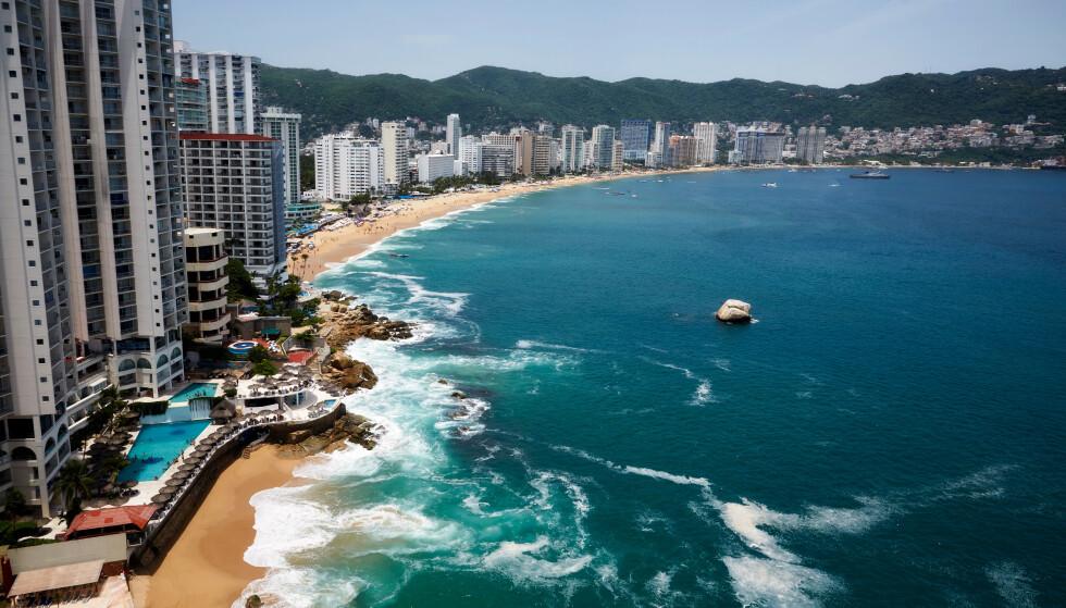 UTSIKT: En av leiligehetene ligger i havnebyen Acapulco og skal ha panoramutsikt til Stillehavet. ILLUSTRASJONSFOTO: Santiago Castillo Chomel / Shutterstock / NTB