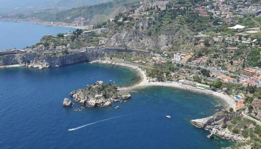 PERLE: Calabria har en vakker kystlinje. Foto: Fortunato Serrano'/AGF/Shutterstock