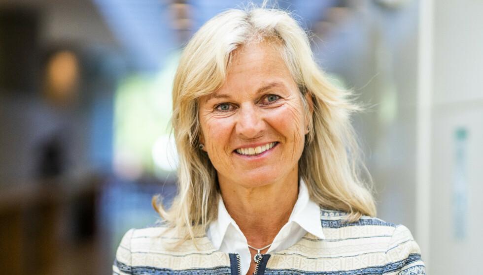 GODE SIGNALER: Kristin Krohn Devold, administrerende direktør i NHO Reiseliv, sier mange i reiselivsnæringen tror på et normalår i 2022. Foto: Håkon Mosvold Larsen / NTB