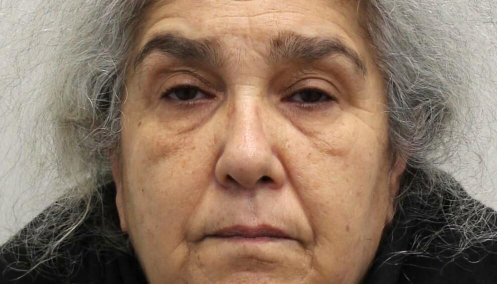 TATT: En 60 år gammel kvinne er dømt til fengsel for å ha stjålet diamanter til en verdi av 50 millioner norske kroner - utkledd som en smykkeekspert. Foto: AFP / NTB