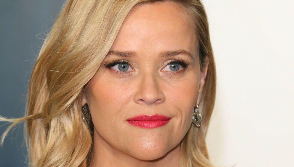 RIK: Ifølge Forbes troner Witherspoon øverst på lista som den rikeste kvinnelige skuespilleren i verden. Foto: Jean-Baptiste Lacroix / AFP / NTB