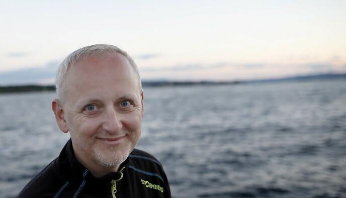 TAPSPROSJEKT: Stormberg-grunnlegger Steinar J. Olsen mener Norge taper arbeidsplasser og inntekter på formuesskatten. Foto: Anita Arntzen / Dagbladet