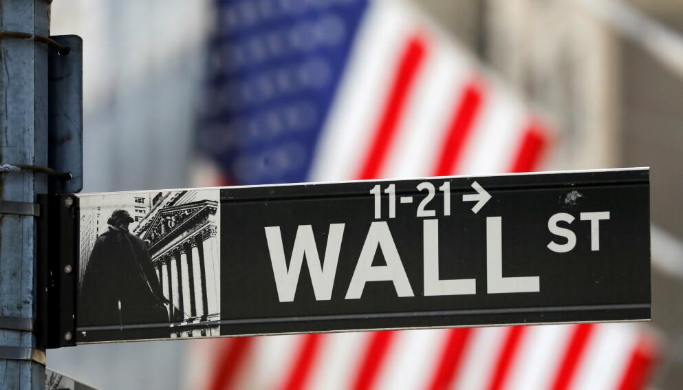 ADVARER: Dersom renta går opp, kan det bety trøbbel, mener Wall Street-topp. Foto: Andrew Kelly / Reuter / NTB