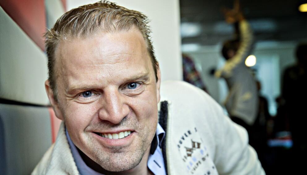 MILLIONSØKSMÅL: Tidligere forretningspartner krever seks millioner fra «Sinnasnekker'n» Otto Robsahm. Foto: Nina Hansen / Dagbladet