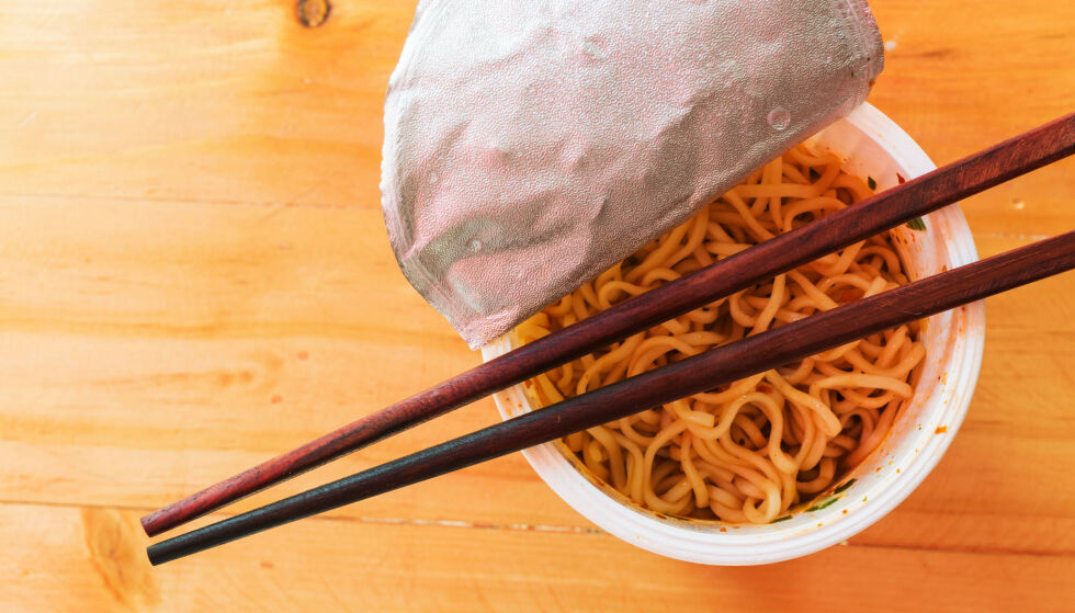 KUTTER: I snitt er en tusenlapp kuttet fra studentenes matbudsjett, ifølge en fersk Norstat-undersøkelse på vegne av Danske Bank. Illustrasjonsfoto: Senwaan / Shutterstock / NTB scanpix