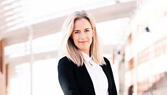 FORBRUKERØKONOM: Thea Olsen i Danske Bank. Foto: Daniel Tengs/Tengsphoto