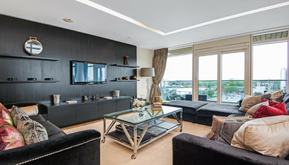 SOLGT: John Carew har solgt en luksusleilighet i Battersea i London. Prisantydningen var på 2,2 millioner pund, over 26 millioner norske kroner. Foto: Nest Seekers International