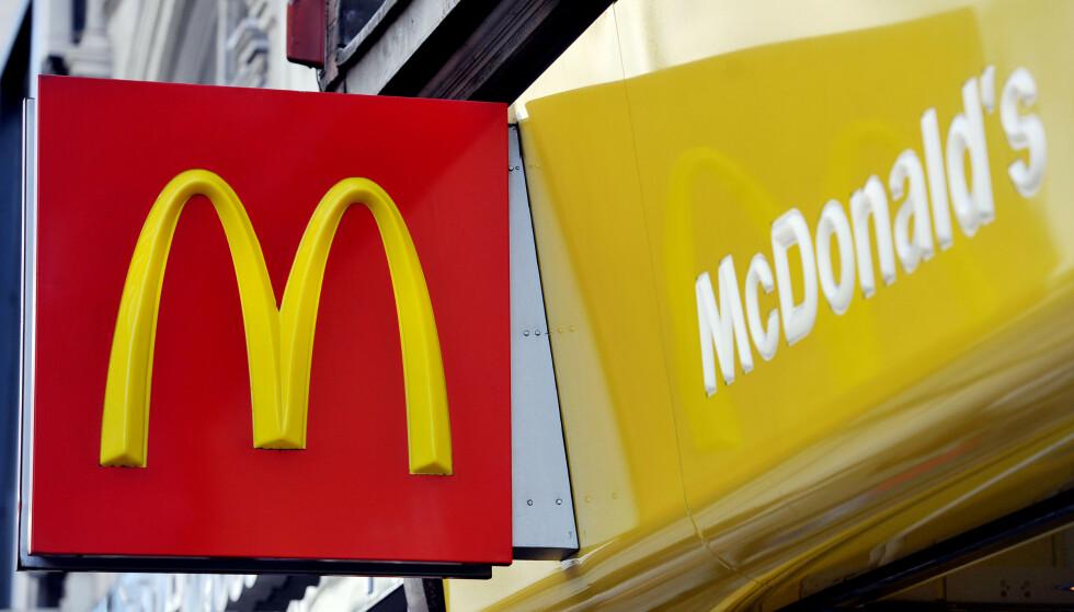 SVIKTER: Hurtigmatkjeden McDonald's sliter så mye med iskremmaskinene sine at det er blitt et fenomen. Foto: Nick Ansell / Scanpix