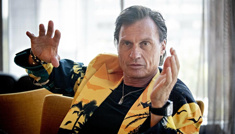 TAS I FORSVAR: Petter Stordalen har opptrådt forbilledlig under pandemien, ifølge tillitsvalgte i Fellesforbundet, som mener Rødt-lederens kritikk er skivebom. Foto: Bjørn Langsem / Dagbladet
