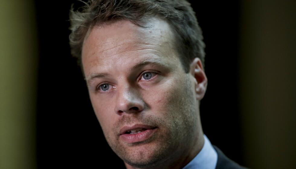 FRP: Jon Engen Helgheim, innvandringspolitisk talsperson for Fremskrittspartiet. Foto: Vidar Ruud / NTB