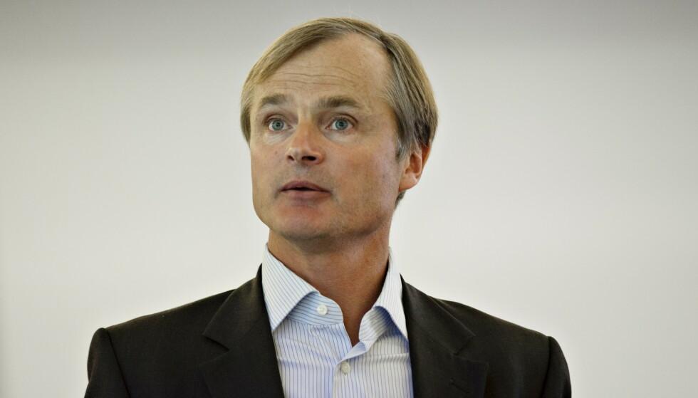 WHATSAPP-GRUPPE: I en gruppe med flere av landets rikeste, ble det fleipet med at Taliban kunne ta livet av journalist Fredrik Græsvik . Foto: NTB