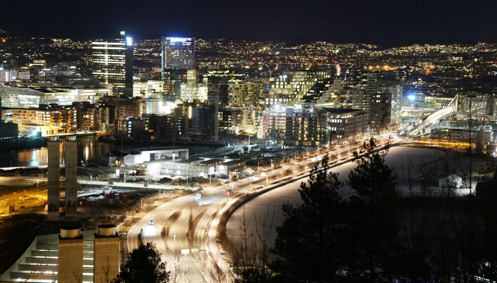 STRØMSJOKK: I Norge er strømprisene historisk høye nå. Foto: Cornelius Poppe / NTB