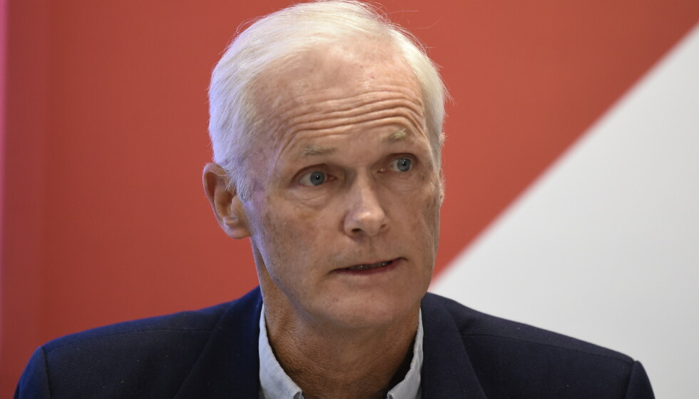 Colpisce: Lars Surgaard, direttore dell'Autorità norvegese per la concorrenza, attacca i commenti sulla pressione sui prezzi nel settore marittimo.  Foto: Marit Humidal/NTP