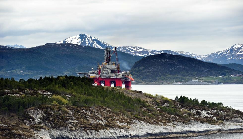KUTT: Danmark og Costa Rica utfordrer oljeproduserende land til å sette en sluttdato. De nevner ikke Norge spesifikt, men det er liten tvil om at Norge er en av målskivene for kritikken. Foto: Shutterstock / NTB
