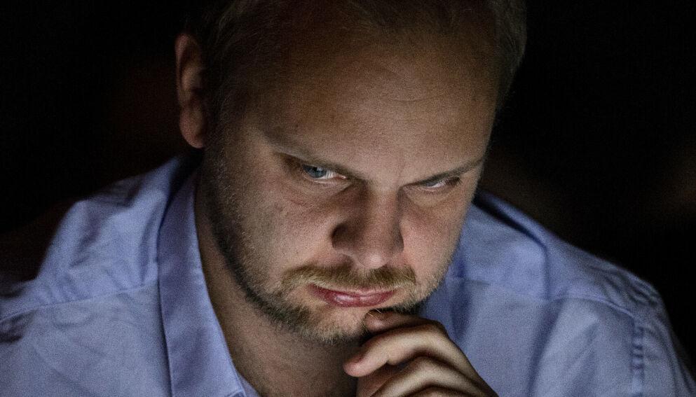 TELLER: En provokasjon for alle som lurer på hvordan de skal klare strømregninga og økt boligrente, mener Rødt-politiker Mimir Kristjansson. Foto: Frank Karlsen / Dagbladet