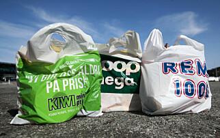 Kraftig nedtur for dagligvarer