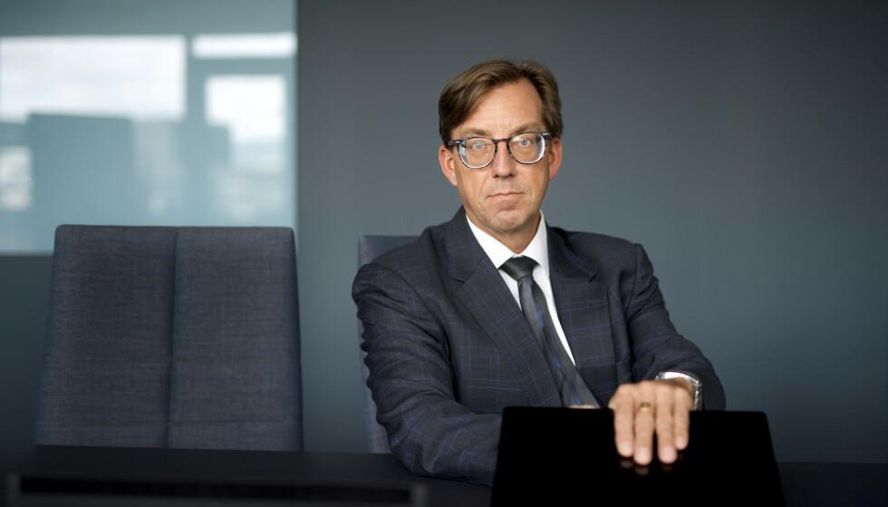- VIL UNNGÅ TRØBBEL: Rune Aale-Hansen i Regnskap Norge mener det er liten grunn til å tro at bedriftene har gjort dette med vilje. Den aktuelle advarselen knytter seg til kompensasjonsordning 1, som gjaldt fra mars til august 2020. Foto: Regnskap Norge