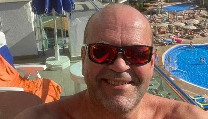 IKKE TILSTREKKELIG: Terje Martinsen fra Mosjøen er også en av de som reagerer på reiseselskapet TUI. Han mener at unnskyldingen til TUI på facebook ikke er tilstrekkelig. Foto: Privat.