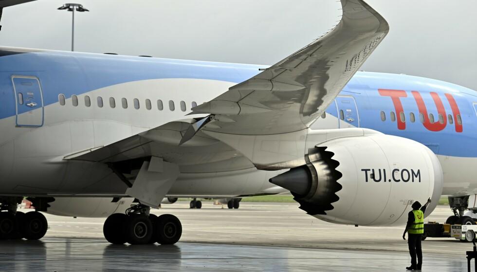 BEKLAGER: TUI har kansellert flere reiser grunnet få reisende. Selskapet beklager overfor kunder dette har medført problemer for. Foto: Shutterstock