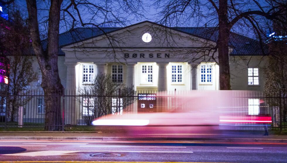 RØDT: Analytiker Roger Berntsen i Nordnet venter kursfall når Oslo Børs åpner fredag. Foto: Erik Johansen / NTB