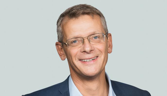 UNIKT: Skogsjef Johan Freij i Danske Bank forklarer hvorfor prisene på trevirke knuser alle rekorder. Alexander Donka