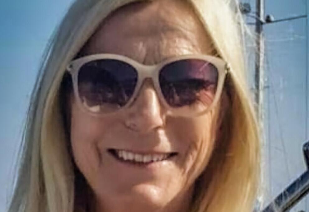 REAGERER: Lill Paulsen reagerer på reiseselskapet TUI og hvordan de opererer. Selv har hun opplevd at reiseselskapet har kansellert to ganger på kort tid. Foto: Privat