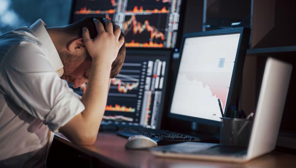 KRAKK: Den amerikanske forfatteren og investoren Robert Kiyosaki tror det kommer et voldsomt krakk i oktober. Norsk ekspert tror det hele er overdrevet. Foto: Shutterstock