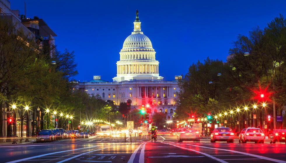 SETTER FRIST: USAs finansminister advarer om konsekvenser for millioner av amerikanere, dersom gjeldstaket ikke heves innen 18. oktober. Foto: Shutterstock / NTB