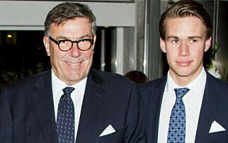 Sønnene overtar luksushyttene