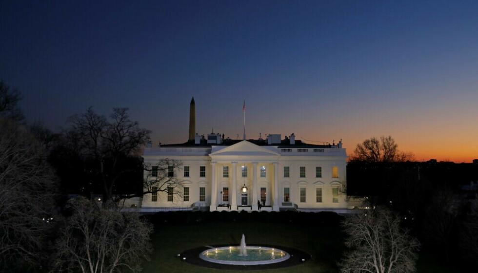 LØY: En kongresskomité som har gransket Donald Trumps virksomhet, mener at han løy om økonomien sin da han bodde i Det hvite hus. Det avviser Trumps selskap. Foto: Andrew Kelly / Reuters / NTB