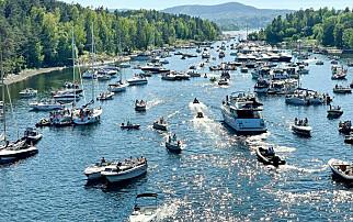 Krisehjelp til Oslofjorden