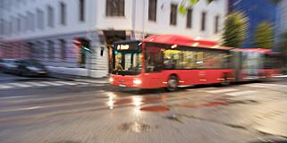 Image: Flere reisende i kollektivtrafikken
