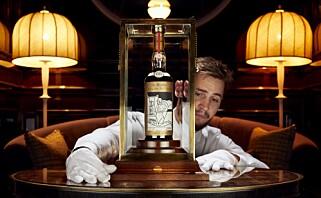 Image: Ellevill whisky-auksjon: - Satte verdensrekord