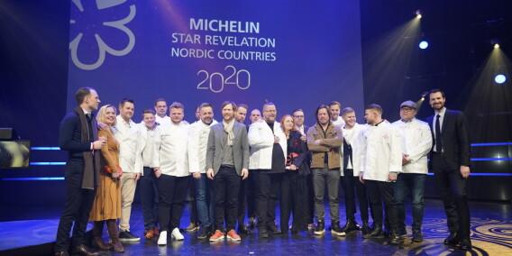 Image: Raser etter Michelin-telefon