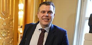 Image: Jøran Kallmyr har fått ny jobb